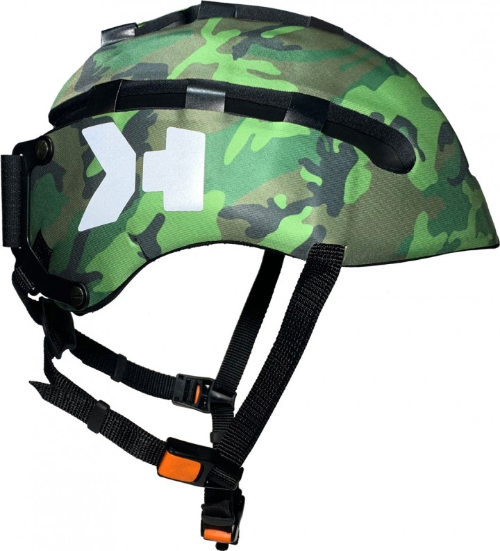 Hedkayse Fahrradhelm Helm Camo Camouflage